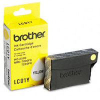 Brother LC-01Y yellow Inkjet Cartridge