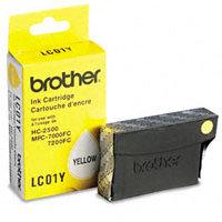 Brother LC-01Y yellow Inkjet Cartridge
