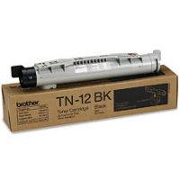 Brother TN-12BK Black Laser Toner Cartridge ( Brother TN12BK )