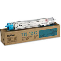 Brother TN-12C Cyan Laser Toner Cartridge ( Brother TN12C )