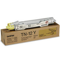 Brother TN-12Y Yellow Laser Toner Cartridge ( Brother TN12Y )