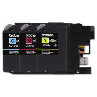 Brother LC1013PKS InkJet Cartridge Combo Pack