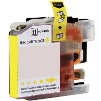 Compatible Brother LC-103Y ( LC103Y ) Yellow Inkjet Cartridge (Made in North America; TAA Compliant)