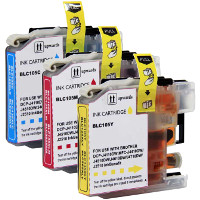 Compatible Brother LC-105C / LC-105M / LC-105Y Inkjet Cartridge MultiPack
