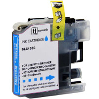 Brother LC105C Compatible InkJet Cartridge