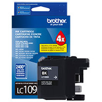 Brother LC109BK InkJet Cartridge