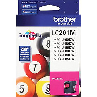 Brother 201M Inkjet Cartridge