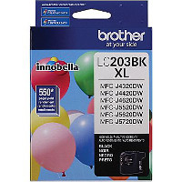 Brother LC203BK InkJet Cartridge
