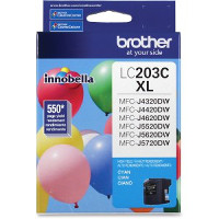 Brother LC203C InkJet Cartridge