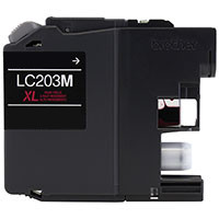 Brother LC203M Compatible InkJet Cartridge