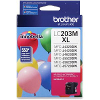 Brother LC203M InkJet Cartridge