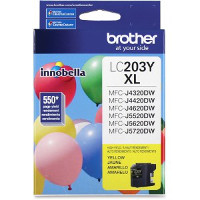 Brother LC203Y InkJet Cartridge
