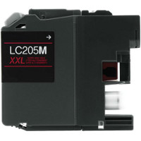 Brother LC205M Compatible InkJet Cartridge