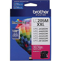 Brother LC205M InkJet Cartridge