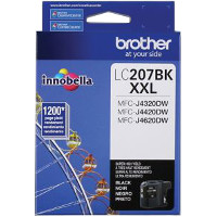 Brother LC207BK InkJet Cartridge