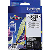 Brother LC209BK InkJet Cartridge