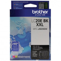 Brother LC20EBK Inkjet Cartridge