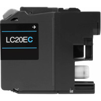 Brother LC20EC Compatible Inkjet Cartridge