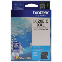Brother LC20EC Inkjet Cartridge