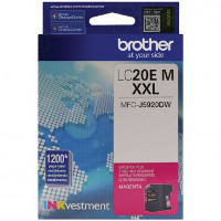 Brother LC20EM Inkjet Cartridge