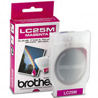 Brother LC25M Magenta InkJet Cartridge