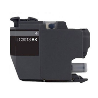 Compatible Brother LC-3013BK ( LC3013BK ) Black Inkjet Cartridge