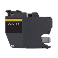 Compatible Brother LC-3013Y ( LC3013Y ) Yellow Inkjet Cartridge