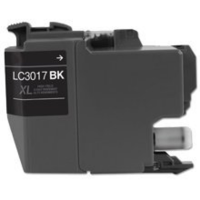 Compatible Brother LC-3017BK ( LC3017BK ) Black Inkjet Cartridge