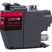 Compatible Brother LC-3019M ( LC3019M ) Magenta Inkjet Cartridge
