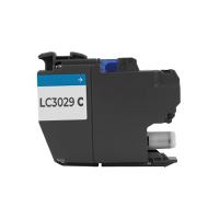 Compatible Brother LC-3029C ( LC3029C ) Cyan Inkjet Cartridge