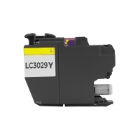 Compatible Brother LC-3029Y ( LC3029Y ) Yellow Inkjet Cartridge