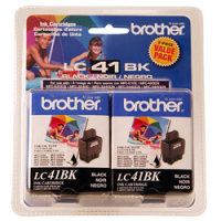 Brother LC412PKS InkJet Cartridges (2/Pack)