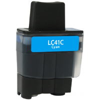 Brother LC41C Replacement InkJet Cartridge