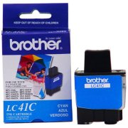 Brother LC41C InkJet Cartridge