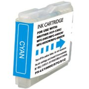 Compatible Brother LC-51C ( LC51C ) Cyan Inkjet Cartridge