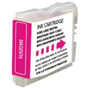 Compatible Brother LC-51M ( LC51M ) Magenta Inkjet Cartridge