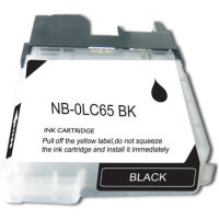Brother LC65HYBK Compatible InkJet Cartridge