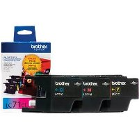 Brother LC713PKS ( Brother LC713PKS ) InkJet Cartridge MultiPack