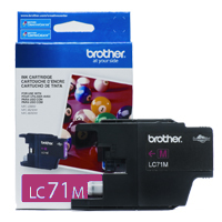 Brother LC71M ( Brother LC-71M ) InkJet Cartridge
