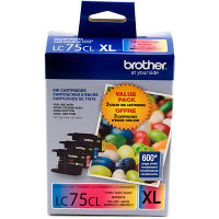 Brother LC753PKS ( Brother LC-753PKS ) InkJet Cartridge MultiPack