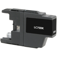 Brother LC75BK Replacement InkJet Cartridge