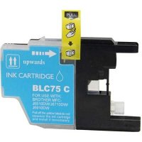 Brother LC75C Compatible InkJet Cartridge