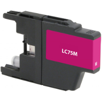 Brother LC75M Replacement InkJet Cartridge
