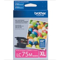Brother LC75M ( Brother LC-75M ) InkJet Cartridge