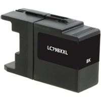 Brother LC79BK Replacement InkJet Cartridge