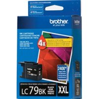 Brother LC79BK ( Brother LC-79BK ) InkJet Cartridge