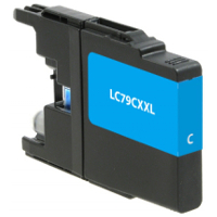 Brother LC79C Replacement InkJet Cartridge