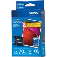 Brother LC79C ( Brother LC-79C ) InkJet Cartridge