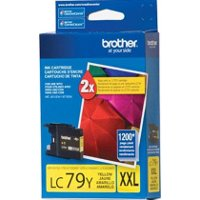 Brother LC79Y ( Brother LC-79Y ) InkJet Cartridge