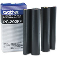 Brother PC-202RF ( PC202RF ) Thermal Transfer Ribbon Refills (2/pack)